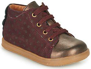 Xαμηλά Sneakers Little Mary CLELIE ΣΤΕΛΕΧΟΣ: Κρούστα από δέρμα & ΕΠΕΝΔΥΣΗ: Δέρμα & ΕΣ. ΣΟΛΑ: Δέρμα & ΕΞ. ΣΟΛΑ: Καουτσούκ