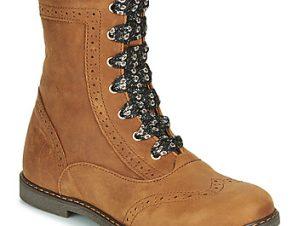 Μπότες Little Mary LYSIANE ΣΤΕΛΕΧΟΣ: καστόρι & ΕΠΕΝΔΥΣΗ: Δέρμα & ΕΣ. ΣΟΛΑ: Δέρμα & ΕΞ. ΣΟΛΑ: Καουτσούκ
