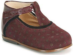 Ψηλά Sneakers Little Mary BETHANY ΣΤΕΛΕΧΟΣ: Κρούστα από δέρμα & ΕΠΕΝΔΥΣΗ: Δέρμα & ΕΣ. ΣΟΛΑ: Δέρμα & ΕΞ. ΣΟΛΑ: Καουτσούκ