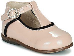 Ψηλά Sneakers Little Mary BETHANY ΣΤΕΛΕΧΟΣ: Δέρμα και συνθετικό & ΕΠΕΝΔΥΣΗ: Δέρμα & ΕΣ. ΣΟΛΑ: Δέρμα & ΕΞ. ΣΟΛΑ: Καουτσούκ