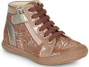 Ψηλά Sneakers GBB RACHIDA ΣΤΕΛΕΧΟΣ: Δέρμα αγελάδας & ΕΠΕΝΔΥΣΗ: Δέρμα & ΕΣ. ΣΟΛΑ: Δέρμα & ΕΞ. ΣΟΛΑ: Καουτσούκ