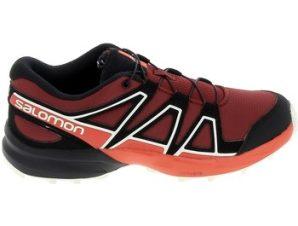 Xαμηλά Sneakers Salomon Speedcross K Rouge Noir