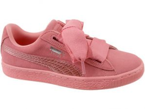Xαμηλά Sneakers Puma Suede Heart SNK Jr [COMPOSITION_COMPLETE]
