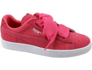Xαμηλά Sneakers Puma Suede Heart Jr [COMPOSITION_COMPLETE]