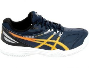 Xαμηλά Sneakers Asics Court Slide 2 Clay GS K Bleu [COMPOSITION_COMPLETE]