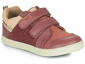 Xαμηλά Sneakers Bisgaard LEVI TEX ΣΤΕΛΕΧΟΣ: Δέρμα & ΕΠΕΝΔΥΣΗ: Ύφασμα & ΕΣ. ΣΟΛΑ: Δέρμα & ΕΞ. ΣΟΛΑ: Καουτσούκ