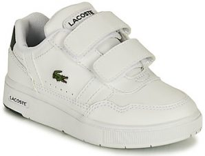 Xαμηλά Sneakers Lacoste T-CLIP 0121 1 SUI ΣΤΕΛΕΧΟΣ: Συνθετικό & ΕΠΕΝΔΥΣΗ: Ύφασμα & ΕΣ. ΣΟΛΑ: Ύφασμα & ΕΞ. ΣΟΛΑ: Καουτσούκ
