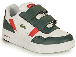 Xαμηλά Sneakers Lacoste T-CLIP 0121 2 SUI ΣΤΕΛΕΧΟΣ: Συνθετικό & ΕΠΕΝΔΥΣΗ: Ύφασμα & ΕΣ. ΣΟΛΑ: Ύφασμα & ΕΞ. ΣΟΛΑ: Καουτσούκ
