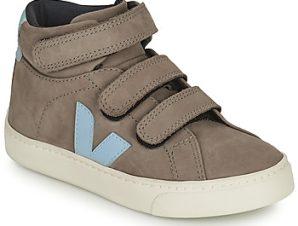 Ψηλά Sneakers Veja SMALL ESPLAR MID ΣΤΕΛΕΧΟΣ: Δέρμα & ΕΠΕΝΔΥΣΗ: Συνθετικό & ΕΣ. ΣΟΛΑ: Συνθετικό και ύφασμα & ΕΞ. ΣΟΛΑ: Καουτσούκ