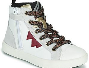 Ψηλά Sneakers Geox SILENEX ΣΤΕΛΕΧΟΣ: Δέρμα και συνθετικό & ΕΠΕΝΔΥΣΗ: Συνθετικό και ύφασμα & ΕΣ. ΣΟΛΑ: Δέρμα και συνθετικό & ΕΞ. ΣΟΛΑ: Συνθετικό