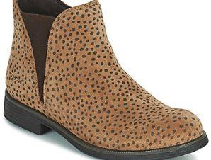 Μπότες Geox AGATO ΣΤΕΛΕΧΟΣ: Δέρμα / ύφασμα & ΕΠΕΝΔΥΣΗ: Συνθετικό και ύφασμα & ΕΣ. ΣΟΛΑ: Ύφασμα & ΕΞ. ΣΟΛΑ: Καουτσούκ