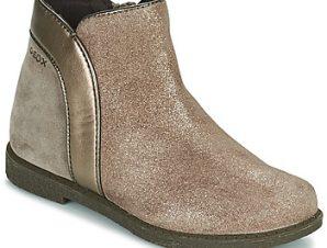 Μπότες Geox SHAWNTEL ΕΠΕΝΔΥΣΗ: Συνθετικό και ύφασμα & ΕΣ. ΣΟΛΑ: Ύφασμα & ΕΞ. ΣΟΛΑ: Καουτσούκ