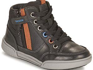 Ψηλά Sneakers Geox POSEIDO ΣΤΕΛΕΧΟΣ: Συνθετικό και ύφασμα & ΕΠΕΝΔΥΣΗ: Συνθετικό και ύφασμα & ΕΣ. ΣΟΛΑ: & ΕΞ. ΣΟΛΑ: Καουτσούκ
