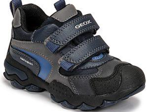 Μπότες Geox BULLER ABX ΣΤΕΛΕΧΟΣ: Συνθετικό και ύφασμα & ΕΠΕΝΔΥΣΗ: Ύφασμα & ΕΣ. ΣΟΛΑ: Ύφασμα & ΕΞ. ΣΟΛΑ: Καουτσούκ