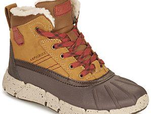 Μπότες Geox FLEXYPER ABX ΣΤΕΛΕΧΟΣ: Δέρμα και συνθετικό & ΕΠΕΝΔΥΣΗ: Συνθετικό και ύφασμα & ΕΣ. ΣΟΛΑ: Ύφασμα & ΕΞ. ΣΟΛΑ: Συνθετικό