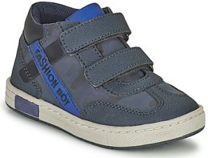 Ψηλά Sneakers Chicco CORFU ΣΤΕΛΕΧΟΣ: Συνθετικό & ΕΠΕΝΔΥΣΗ: Ύφασμα & ΕΣ. ΣΟΛΑ: Δέρμα & ΕΞ. ΣΟΛΑ: Καουτσούκ