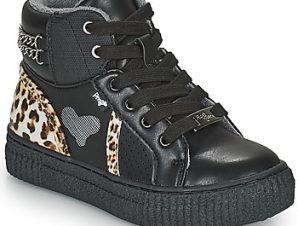 Ψηλά Sneakers Primigi GIRL ALPHA ΣΤΕΛΕΧΟΣ: Δέρμα & ΕΠΕΝΔΥΣΗ: Ύφασμα & ΕΣ. ΣΟΛΑ: Συνθετικό & ΕΞ. ΣΟΛΑ: Συνθετικό