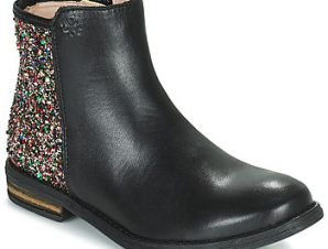 Μπότες Acebo's 9917VE-NEGRO-T ΣΤΕΛΕΧΟΣ: Δέρμα & ΕΠΕΝΔΥΣΗ: Δέρμα & ΕΣ. ΣΟΛΑ: Δέρμα & ΕΞ. ΣΟΛΑ: Καουτσούκ