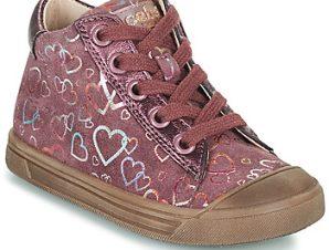 Ψηλά Sneakers Acebo's 5533EL-GRANADA ΣΤΕΛΕΧΟΣ: Δέρμα & ΕΠΕΝΔΥΣΗ: Δέρμα & ΕΣ. ΣΟΛΑ: Δέρμα & ΕΞ. ΣΟΛΑ: Καουτσούκ