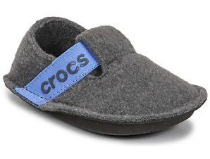 Παντόφλες Crocs CLASSIC SLIPPER K ΣΤΕΛΕΧΟΣ: Ύφασμα & ΕΠΕΝΔΥΣΗ: Συνθετικό & ΕΣ. ΣΟΛΑ: Ύφασμα & ΕΞ. ΣΟΛΑ: Ύφασμα