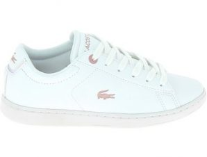 Xαμηλά Sneakers Lacoste Carnaby C Blanc Rose