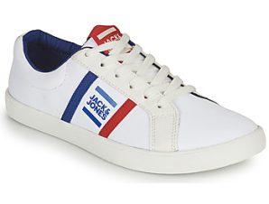 Xαμηλά Sneakers Jack Jones WHILEY ΣΤΕΛΕΧΟΣ: Ύφασμα & ΕΠΕΝΔΥΣΗ: Ύφασμα & ΕΣ. ΣΟΛΑ: Ύφασμα & ΕΞ. ΣΟΛΑ: Καουτσούκ
