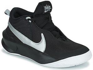 Ψηλά Sneakers Nike TEAM HUSTLE D 10 (GS) ΣΤΕΛΕΧΟΣ: Δέρμα / ύφασμα & ΕΠΕΝΔΥΣΗ: Ύφασμα & ΕΣ. ΣΟΛΑ: Ύφασμα & ΕΞ. ΣΟΛΑ: Καουτσούκ