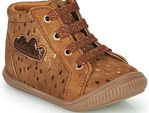 Ψηλά Sneakers GBB MASHA ΣΤΕΛΕΧΟΣ: Δέρμα αγελάδας & ΕΠΕΝΔΥΣΗ: Δέρμα & ΕΣ. ΣΟΛΑ: Δέρμα & ΕΞ. ΣΟΛΑ: Καουτσούκ