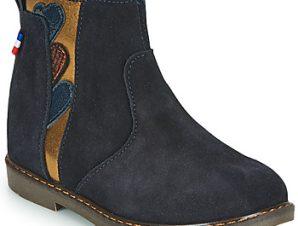 Μπότες GBB JEANNETTE ΣΤΕΛΕΧΟΣ: Δέρμα αγελάδας & ΕΠΕΝΔΥΣΗ: Δέρμα & ΕΣ. ΣΟΛΑ: Δέρμα & ΕΞ. ΣΟΛΑ: Καουτσούκ