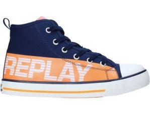 Ψηλά Sneakers Replay GBV24 .003.C0001T