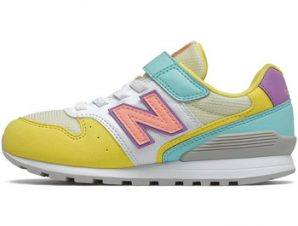 Xαμηλά Sneakers New Balance NBYV996MYS