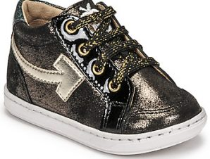 Ψηλά Sneakers Shoo Pom BOUBA ARROW ΣΤΕΛΕΧΟΣ: Δέρμα & ΕΠΕΝΔΥΣΗ: Δέρμα & ΕΣ. ΣΟΛΑ: Δέρμα & ΕΞ. ΣΟΛΑ: Καουτσούκ
