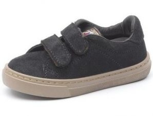 Sneakers Cienta Chaussures fille Deportivo Velcro On Suede [COMPOSITION_COMPLETE]