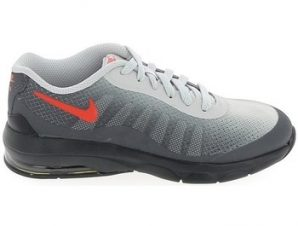 Xαμηλά Sneakers Nike Air Max Invigor C Gris Rouge 1009793240012 [COMPOSITION_COMPLETE]