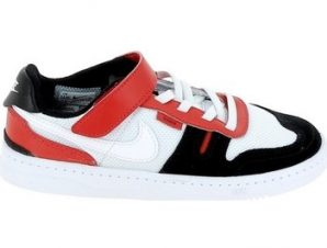 Xαμηλά Sneakers Nike Squash Type C Blanc Noir Rouge 1009798240017 [COMPOSITION_COMPLETE]