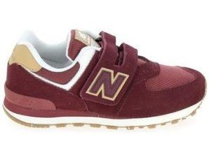 Xαμηλά Sneakers New Balance PV574 C Bordeaux [COMPOSITION_COMPLETE]