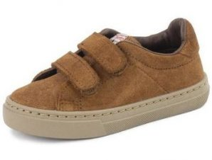 Xαμηλά Sneakers Cienta Baskets fille Deportivo Velcro on Suede [COMPOSITION_COMPLETE]