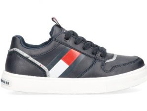 Xαμηλά Sneakers Tommy Hilfiger T3B4-32065-0900800- [COMPOSITION_COMPLETE]