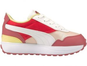 Sneakers Puma Chaussures fille Cruise Rider Silky PS [COMPOSITION_COMPLETE]