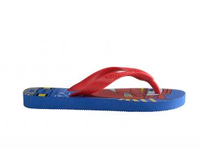 Havaianas – KIDS CARS – BLUE STAR/RUBY RED (1111)