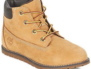 Μπότες Timberland POKEY PINE 6IN BOOT WITH ΣΤΕΛΕΧΟΣ: καστόρι & ΕΠΕΝΔΥΣΗ: Συνθετικό & ΕΣ. ΣΟΛΑ: Συνθετικό & ΕΞ. ΣΟΛΑ: Καουτσούκ