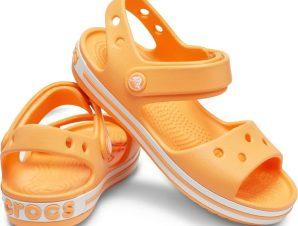CROCS Crocband Sandal 12856-801 Cantaloupe