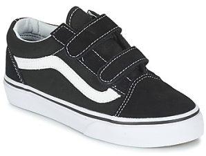 Xαμηλά Sneakers Vans OLD SKOOL V ΣΤΕΛΕΧΟΣ: Δέρμα / ύφασμα & ΕΠΕΝΔΥΣΗ: Ύφασμα & ΕΣ. ΣΟΛΑ: Ύφασμα & ΕΞ. ΣΟΛΑ: Συνθετικό