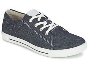 Xαμηλά Sneakers Birkenstock ARRAN KIDS ΣΤΕΛΕΧΟΣ: Ύφασμα & ΕΠΕΝΔΥΣΗ: Ύφασμα & ΕΣ. ΣΟΛΑ: Δέρμα & ΕΞ. ΣΟΛΑ: Καουτσούκ