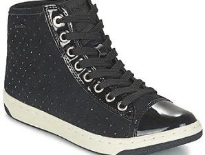Ψηλά Sneakers Geox CREAMY ΣΤΕΛΕΧΟΣ: Ύφασμα & ΕΠΕΝΔΥΣΗ: Ύφασμα & ΕΣ. ΣΟΛΑ: Δέρμα & ΕΞ. ΣΟΛΑ: Καουτσούκ