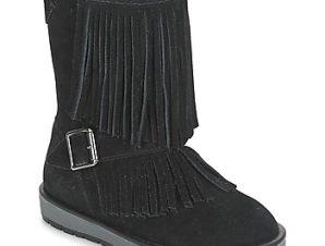 Μπότες Geox NOHA ΣΤΕΛΕΧΟΣ: Δέρμα & ΕΠΕΝΔΥΣΗ: Ύφασμα & ΕΣ. ΣΟΛΑ: Ύφασμα & ΕΞ. ΣΟΛΑ: Καουτσούκ