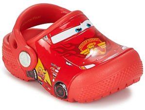 Τσόκαρα Crocs Crocs Funlab Light CARS 3 Movie Clog ΣΤΕΛΕΧΟΣ: Συνθετικό & ΕΠΕΝΔΥΣΗ: Συνθετικό & ΕΣ. ΣΟΛΑ: Συνθετικό & ΕΞ. ΣΟΛΑ: Συνθετικό