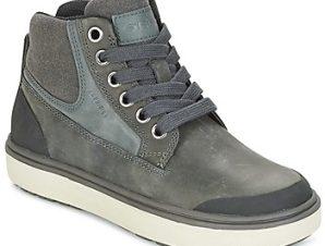 Ψηλά Sneakers Geox J MATT.B ABX C ΣΤΕΛΕΧΟΣ: Δέρμα / ύφασμα & ΕΠΕΝΔΥΣΗ: Ύφασμα & ΕΣ. ΣΟΛΑ: Ύφασμα & ΕΞ. ΣΟΛΑ: Καουτσούκ