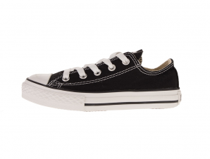 CONVERSE – Παιδικά sneakers CONVERSE Chuck Taylor AS Core OX μαύρα
