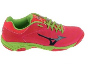 Xαμηλά Sneakers Mizuno Wave Exceed Star Jr AC Rose [COMPOSITION_COMPLETE]